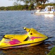 96 XP Top Speed | Sea-Doo Forum