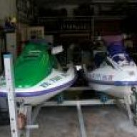1994 GTX Won't start after running for a while  | Sea-Doo Forum