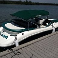 1997 Seadoo Challenger 1800 newly purchased with a few