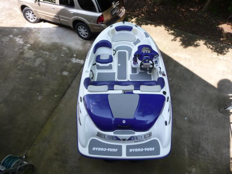 Installed My Hydro-Turf | Sea-Doo Forum
