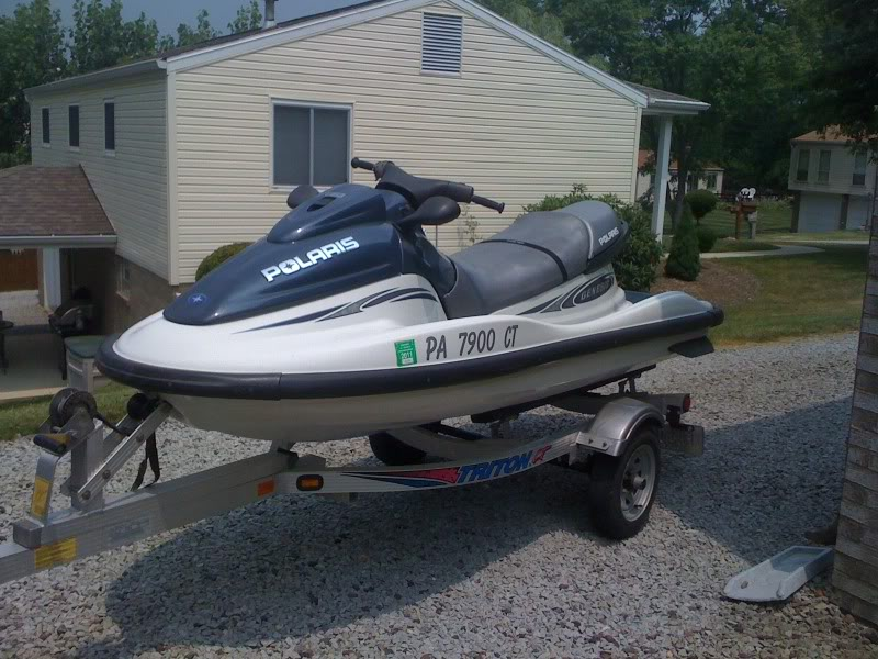Trip to the Dark Side  (I bought a Polaris) | Sea-Doo Forum