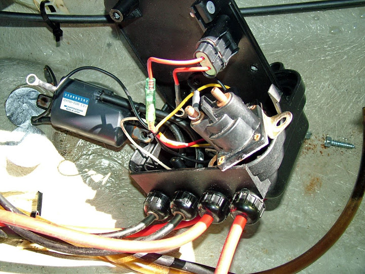 Rear Electrical Box Pictures