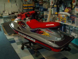 1998 GSX Limited Model Number? | Sea-Doo Forum