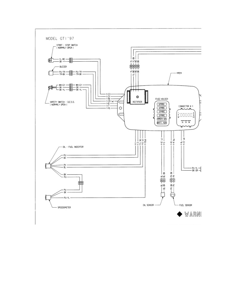 [SCHEMATICS_4PO]  1997 Seadoo Wiring Diagram 94 Ford Fuse Box Diagram -  landrover.hazzard.astrea-construction.fr | Sea Doo Wiring Diagrams |  | ASTREA CONSTRUCTION