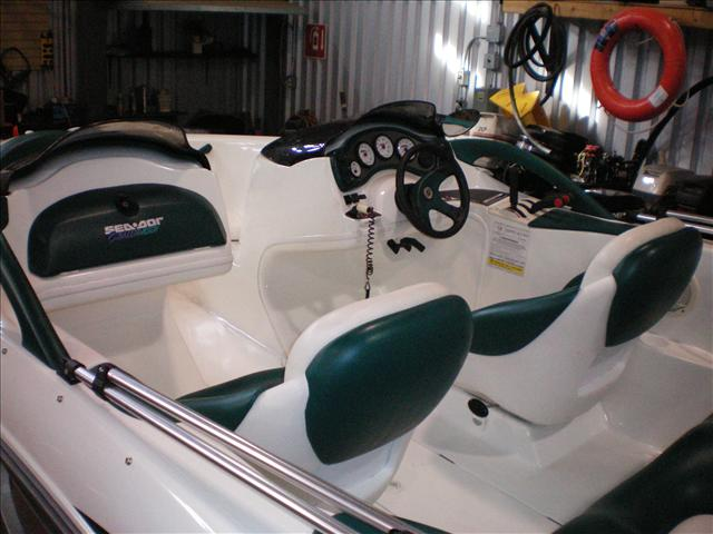New to the Forum and New 1997 Seadoo Challenger 1800 | Sea