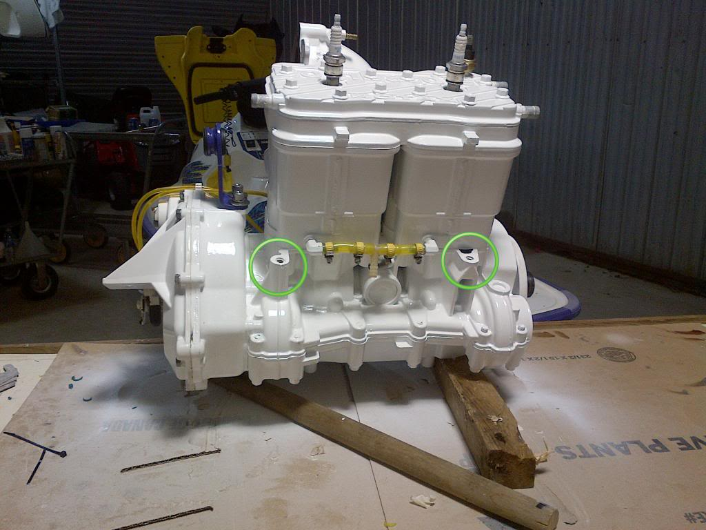 787 motor swap questions | Sea-Doo Forum