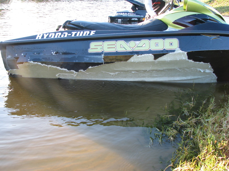 JB Weld Epoxy for chip/gouge? | Sea-Doo Forum