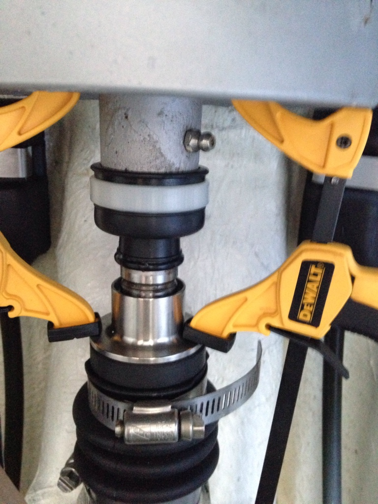 Problems removing my driveshaft | Sea-Doo Forum