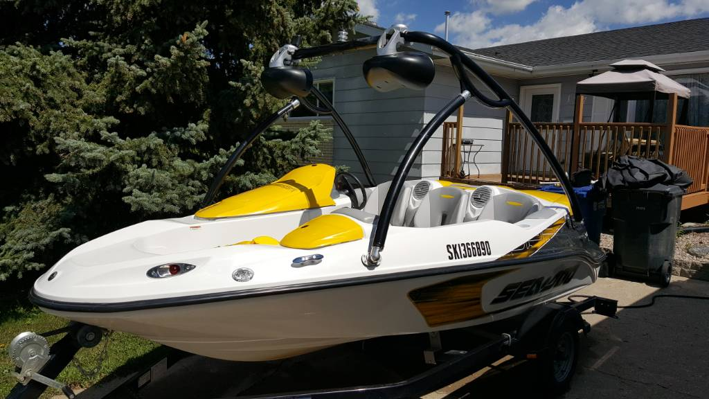 I Want To Buy A 2005 Seadoo Speedster 150 215hp How Good Or