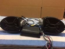 Rockford Fosgsate Jet Ski Pwc Yamaha Seadoo Mirror Speakers And Amp Sea Doo Forum